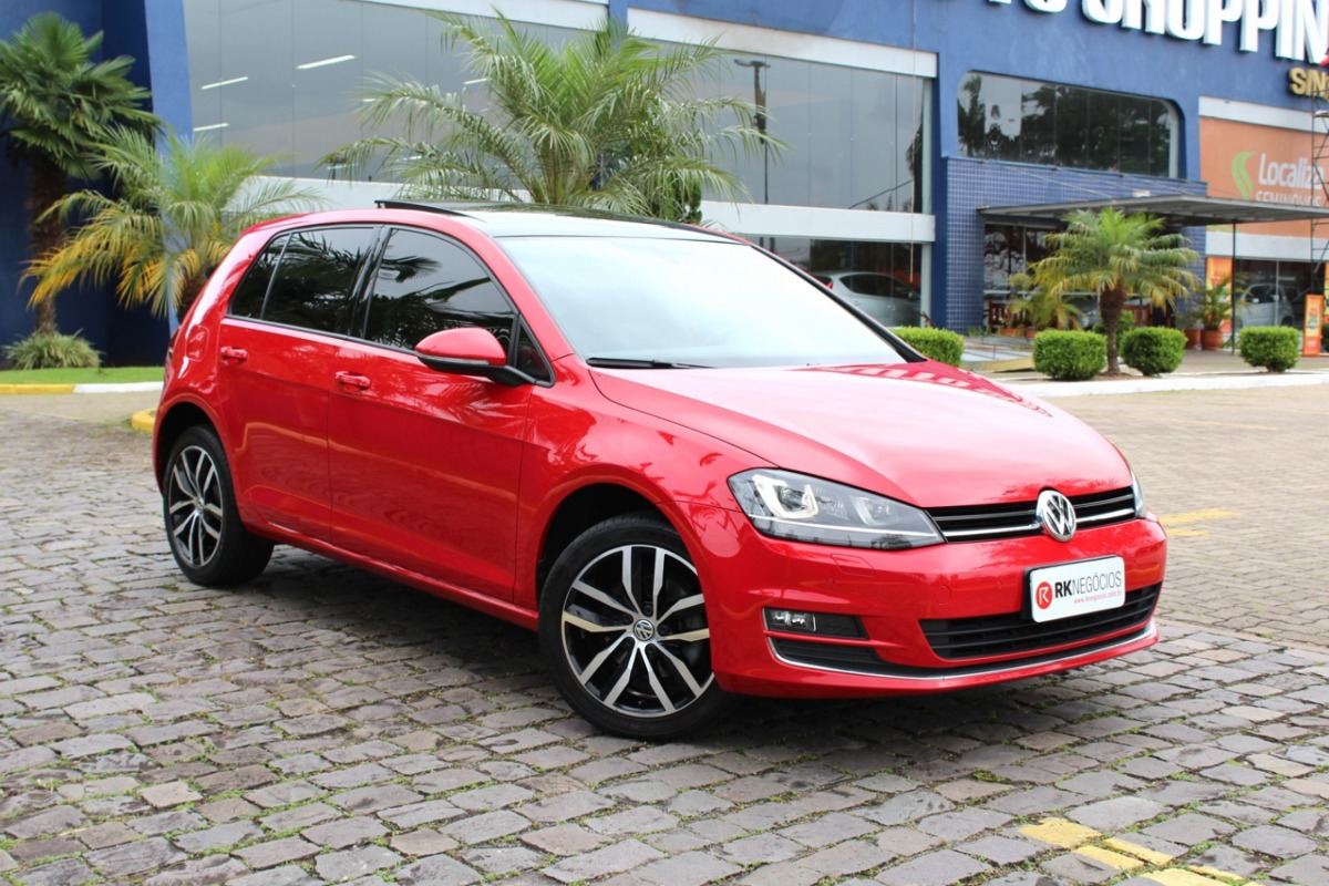 GOLF 1.4TSI HIGHLINE EXCLUSIVE