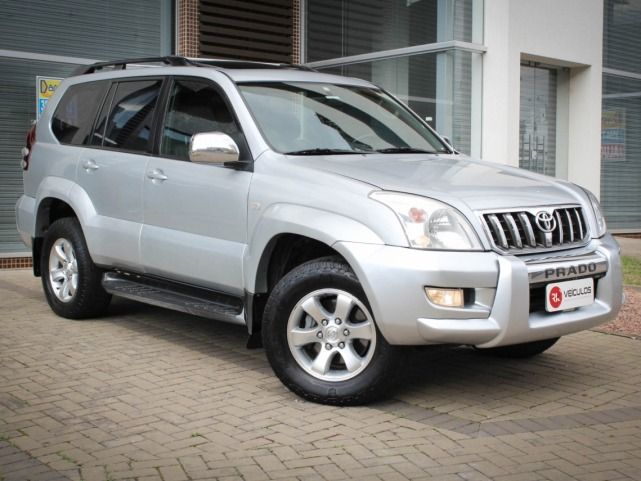 LAND CRUISER PRADO 3.0